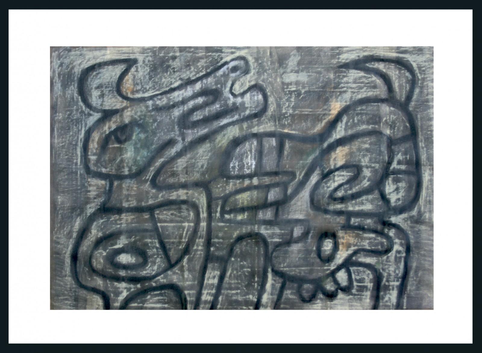 Grote Lijst Met Passepartout.Over Het Loeien Bestaan Grote Misverstanden Kunstenaars Vereniging